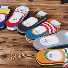 2015 Top Fashion Rushed Casual Odd Future Men's Summer Shallow Mouth Stealth Boat Socks Men Doug Shoes Silicone Antiskid Contact