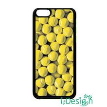 Fit for Samsung Galaxy mini S3/4/5/6/7 edge plus+ Note2/3/4/5 back skins cellphone case cover Tennis Balls
