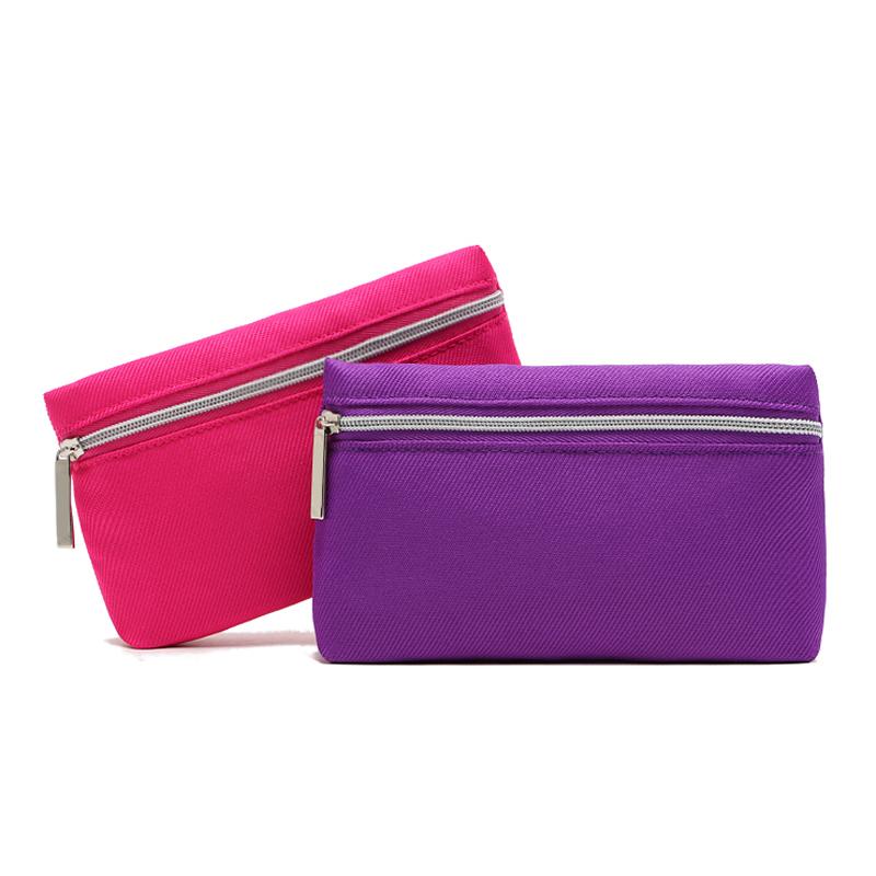 ... Makeup Storage Bags Pen Pencil Pouch Cases Hot Pink and Purple Color