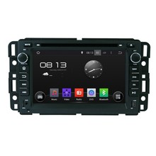 1024*600 Quad Core Android 5.1.1 Car DVD Player Radio GPS Stereo for GMC Yukon Savana Sierra Tahoe Acadia Denali Chevrolet Chevy