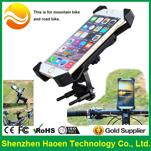 High quality phone holder mobile phone holder motorcycle phone holder bicycle phone holder