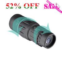 New Generation Monocular Telescope Dual Focus16X52 Zoom Telescope LLL Night Vision 66-1000M Field Travel Sport Hunting Telescope