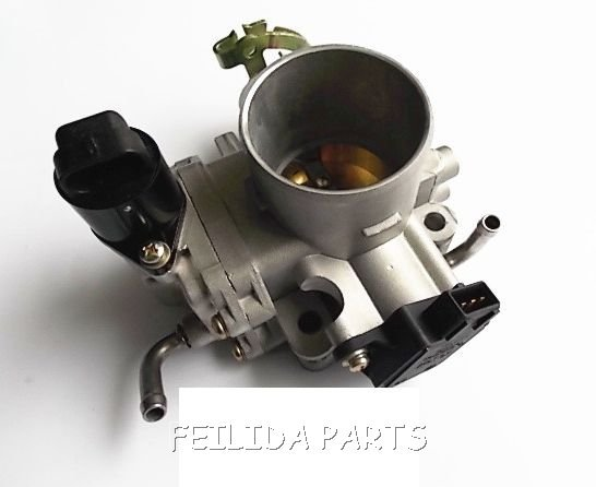 THROTTLE BODY FOR MAZDA 626 (98-02) Protege (2001-2002) 2.0L(China (Mainland))