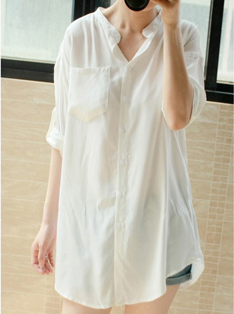 Womens Tall Shirts Blouses 57