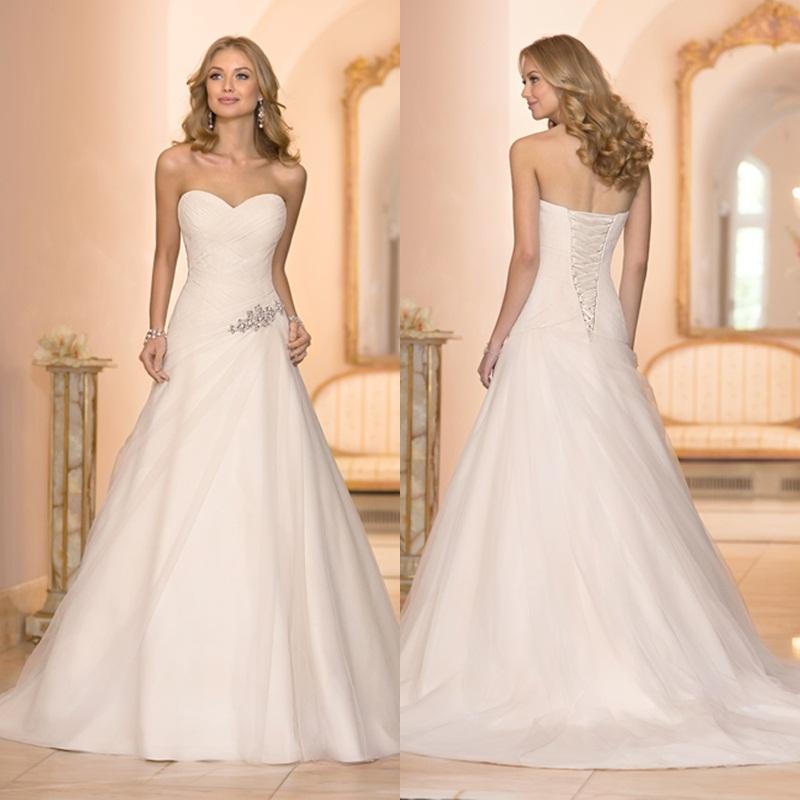Popular White Ball Gowns Under 100 Buy Cheap White Ball Gowns Under 100 Lots From China White
