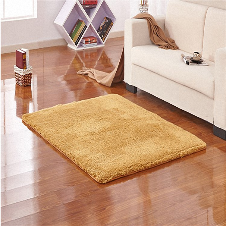 S v micro plush super soft carpets solid color area rugs for Indoor outdoor runners rugs