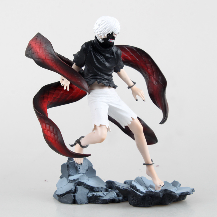 2 Styles 923cm Tokyo Ghoul Ken Kaneki Awakened Ver Action Figure Collectible Model Toy PVC Doll With Box Free Shipping<br><br>Aliexpress