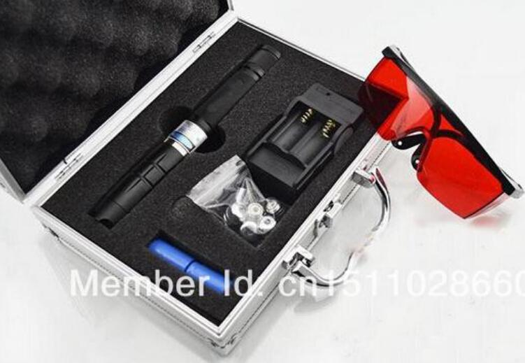 cool_ Super Laser GREEN laser pen laser pointer 100 w 8000000 mw torch light firecrackers balloon + free delivery(China (Mainland))