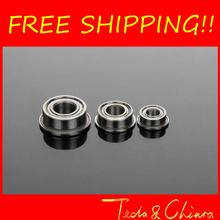 Buy 5Pcs F686-2Z F686ZZ F686zz F686 zz DDLF-1360ZZ Flanged Flange Deep Groove Ball Bearings 6x13x5mm Free High for $5.99 in AliExpress store