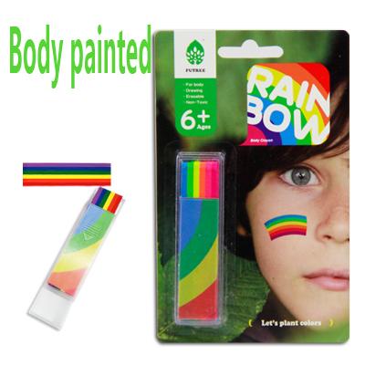 Краска для тела New , maquiagem maquillaje BD40901 ракета