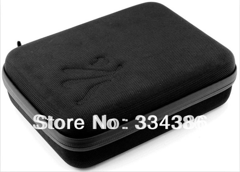 Shockproof portable case bag & Accessorie Travel Storage Gopro Accessories Camera Hero2/3/3+ - Online Store 334386 store