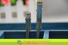 Free Shipping PPCrafts Wholesale 80mm 120pcs/bag Metal Single Prong Alligator Clip Hair Bow Hair Accessories DIY Tool(China (Mainland))