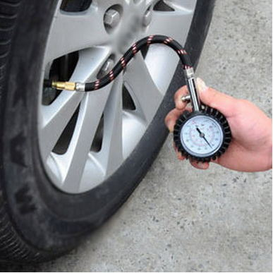 car styling UNIT with high precision auto tire gauge tire pressure table tire pressure gauge tire pressure monitoring RY0057(China (Mainland))