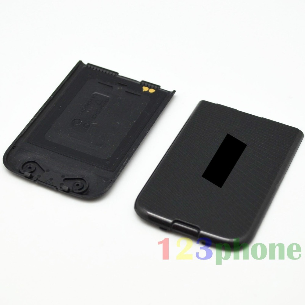 BRAND NEW HOUSING BATTERY BACK COVER DOOR FOR NOKIA N85 BLACK #H-331_BC(China (Mainland))