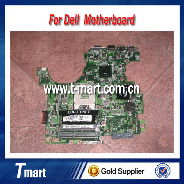 100% working Laptop Motherboard for Dell 1564 DAUM3BMB6E0 F4G6H System Board fully tested