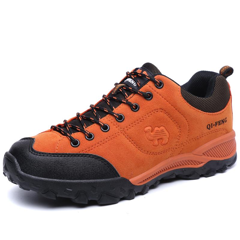 2016 Men/women Outdoor Shoes Hiking Shoes Walking Climbing Footwear Mountain Boots spring/autumn Warm Sport Shoes Free Shipping<br><br>Aliexpress