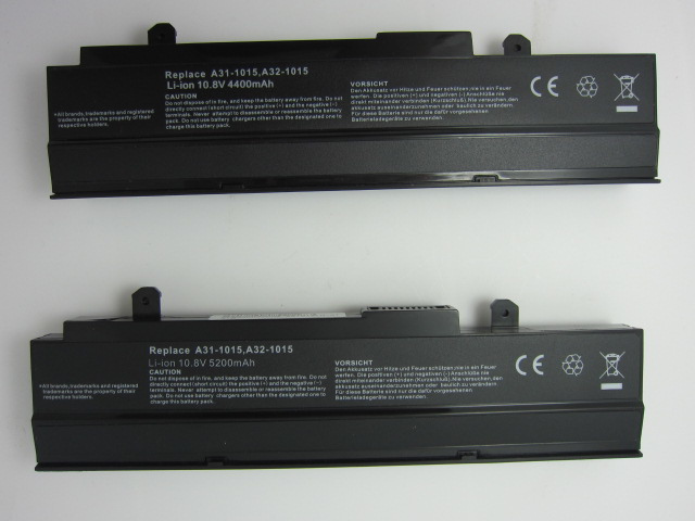 [Special Price] New 6 cells Laptop battery For Asus Eee PC 1015 1016 Series,Replace: A31-1015 A32-1015 battery,6cells batteria(China (Mainland))
