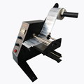 Themral barcode sticker label peel off machine striping label easier can save more time