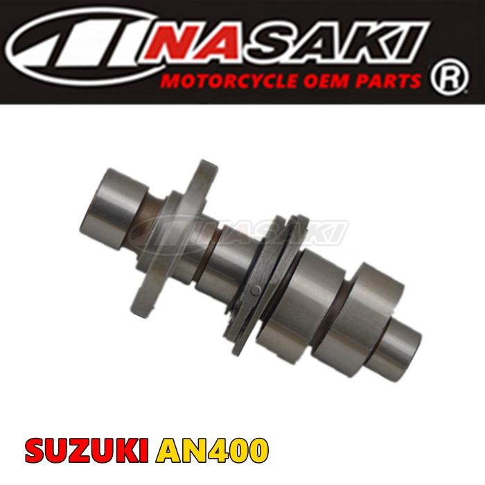Free shipping NASAKI brand motorcycle parts quality camshaft Skywave Suzuki AN400 BURGMAN 400 new camshaft(China (Mainland))