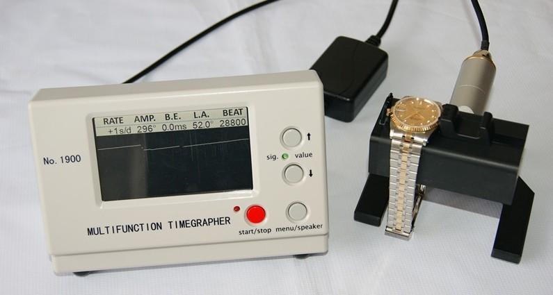 Смотреть Ремень Машина Многофункциональный Timegrapher НЕТ. 1900 для rolex часы ремонтников смотреть любителей