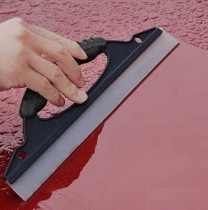 Автомобилей щетка стеклоочистителя ручки автомобиля стеклоочиститель листовое стекло скребок воды, очищая саблевидными скребок