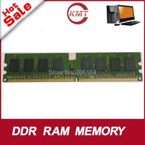 Brand new ram pc memory module ddr2 2gb ram long-dimm 667MHz / 533MHz free shipping(China (Mainland))