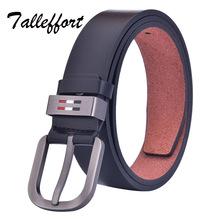 Buy HOT SALE 2016 Famous Brand TALLEFFORT Marcas Luxury Belt Men cowboy Male Waist Strap Leather Alloy Buckle long strap for $7.50 in AliExpress store