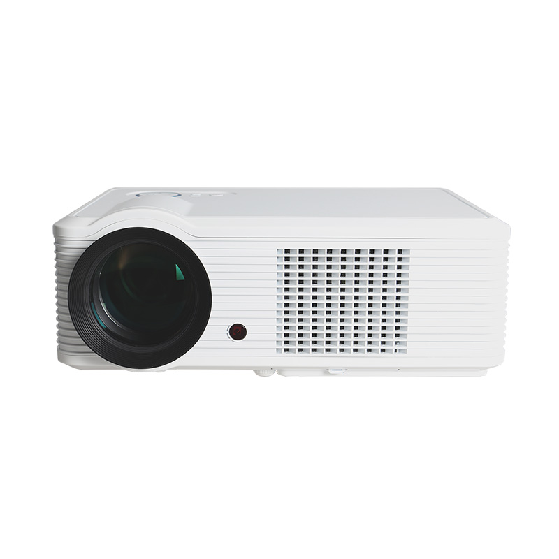 2000Lumens LED Projector HD LCD Build-in Speaker 3D Home Theater Projektor Proyector HDMI VGA USB AV TV PC Projectors Beamer(China (Mainland))