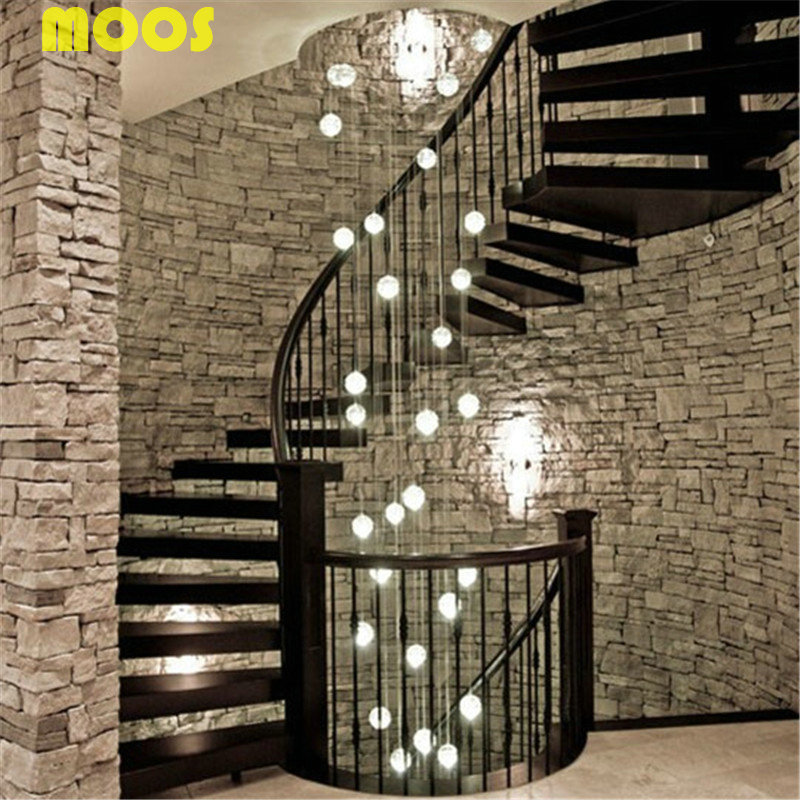 Modern Clear Glass Sphere / Ball Chandelier  Round/Rectangular Stainless Steel Base METEOR SHOWERwith bubbles pendant lights<br><br>Aliexpress