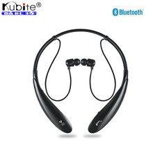 HBS-800 Bluetooth Headphone Wireless Stereo Sports Headset Neckband Earphone With Mic For iphone Samsung LG(China (Mainland))