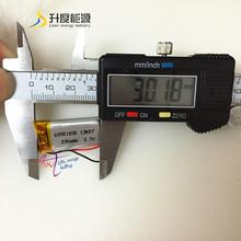 Buy SD 501830 Custom 230mah 3.7V lipo battery Syma X4 X11 V252 U830 Mini CP for $5.53 in AliExpress store