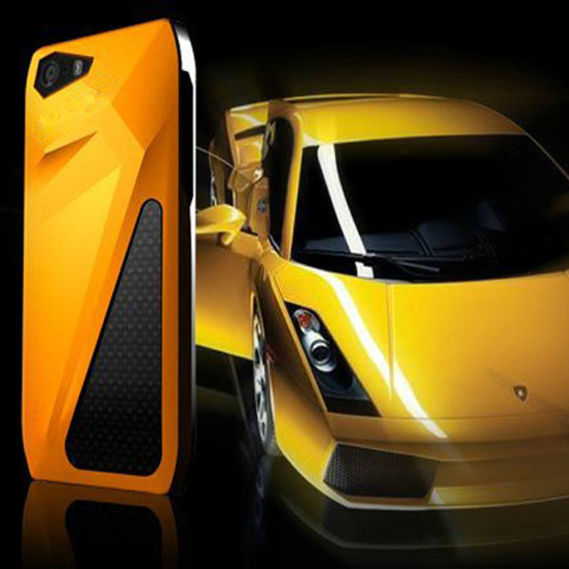 Luxury Sports Car Style Phone Case for iPhone 6 4.7 Hybrid PC+TPU capa para Casemachine Sesto extremely protective Back cover(China (Mainland))