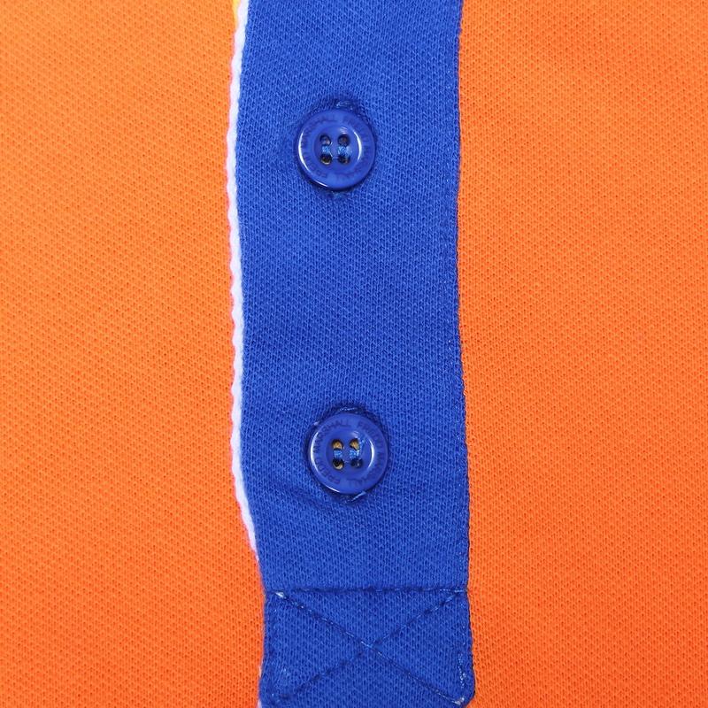 Masculina Рубашки Поло 2016 Новый Slim Fit Мужчины Летом Случайные 100% Хлопок Моды для Мужчин Лоскутные Рубашки E1487