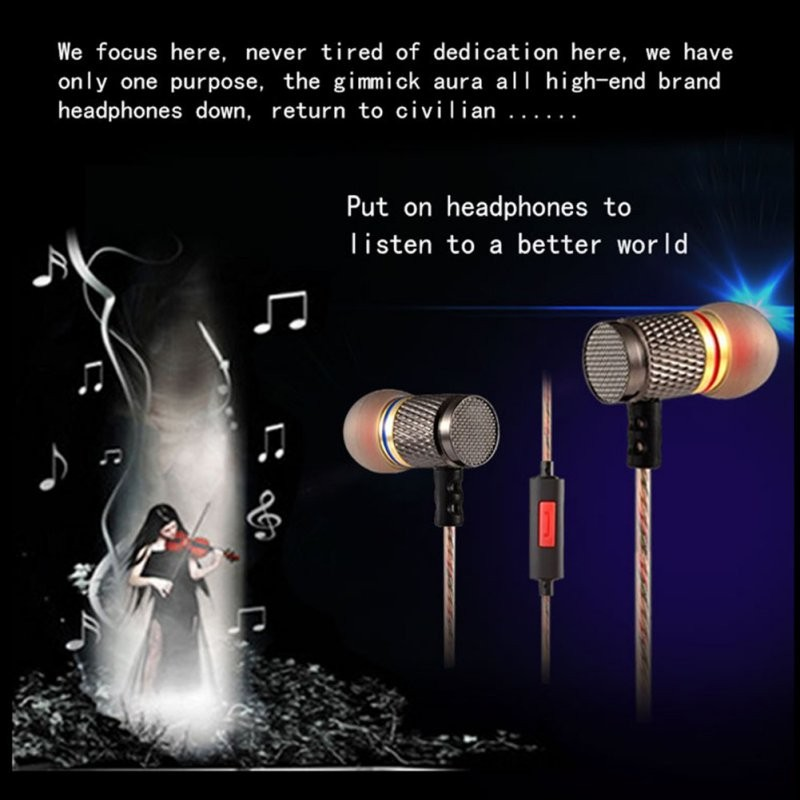 Original KZ EDR1 Earphone In-Ear Bass HIFI DJ Earphone Music Enthusiast Special Use Earburd With MIc or Not Decide on you