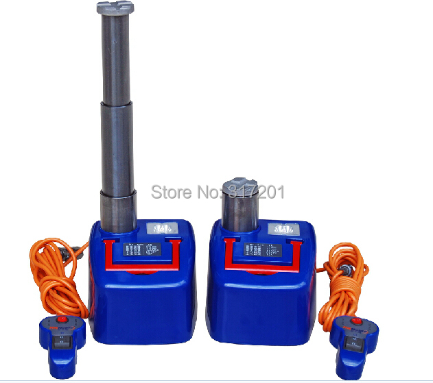 Free DHL/UPS/EMS Ship!DC12V,10A,174~410MM,50Second lift time,5KG,MAX:12.T electric cars special hydraulic jack,1pcs/order,good(China (Mainland))