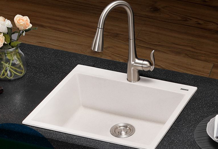 quartz composite kitchen sinks reviews online shopping. Black Bedroom Furniture Sets. Home Design Ideas