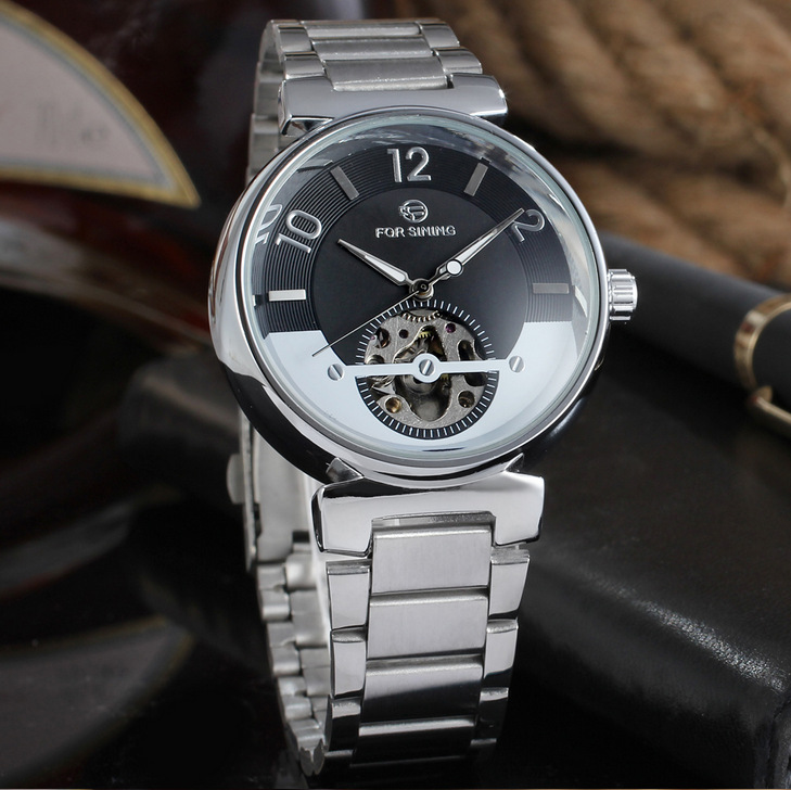 2016  men watch luxury original brand watch Multi-function sports military automatic mechanical watches relogio masculino gifts