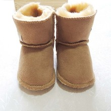 Baby warm winter snow boots  fashion baby Boots  cotton cashmere baby warm boots Soft bottom non-slip baby cotton boots(China (Mainland))