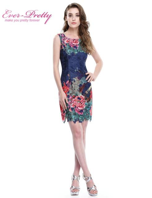 Мода короткие рукавов дизайн женщины для коктейля тех довольно AP05442NB выше колен ...