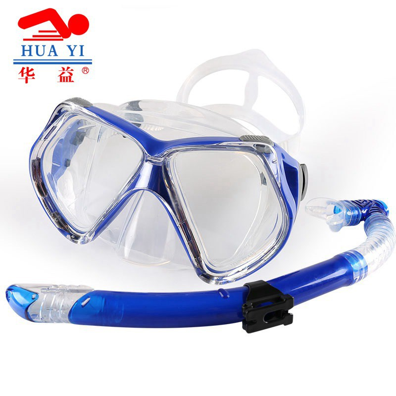 2015 New Fashion Adult Diving Mask Easybreath Waterproof Anti-fog Swim Mask Top Sale Adjustable Unisex 0964(China (Mainland))