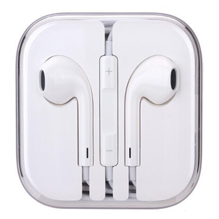 Wholesale - Original JMF 3.5mm Earphone Headphones For IPhone 5 5S 4 6 Samsung MP3 MP4 High quality Best Bass Box headphones(China (Mainland))
