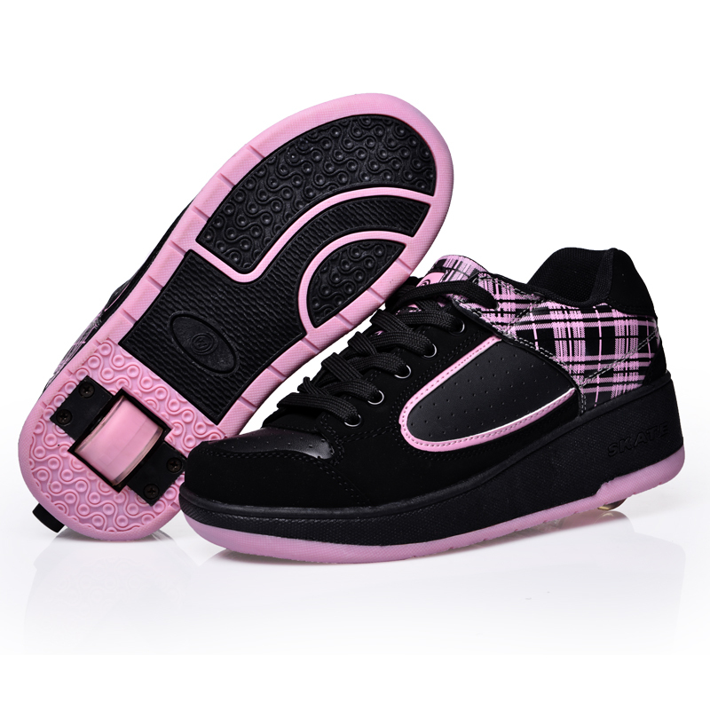 8 Styles Children Shoes One Wheel Roller Skates Flying Child Casual Sport Fashion Kids Sneakers - Oh Yeah' store