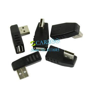 New Design 5pcs/set AF 90 degree AM/AF Vertical Angled USB Adapter 12795