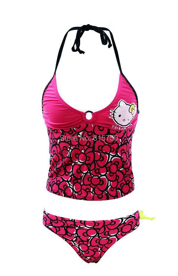 Гаджет  Fashion Junior Girls Swimsuit Child 2015 Summer Children Bikini Brand New Kids Swimwear for Girls Designer Baby Girl Clothing  None Детские товары