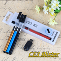 Top quality mini CE3 Blister Kit Electronic Cigarette Vaporizer CBD bud touch 280mAh battery O pen
