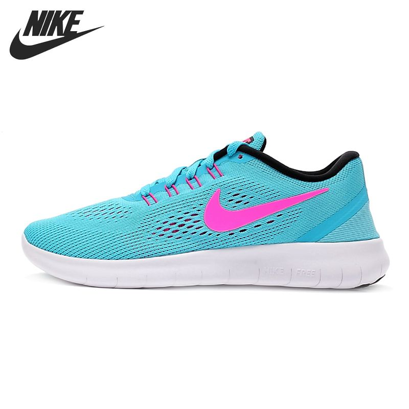 Original New Arrival 2016 NIKE Women's FREE RN Running Shoes Sneakers free shipping(China (Mainland))