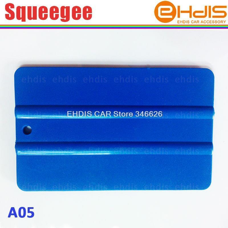 A05 ABS с размер 12.6 x 8 см стекло скребки формы винил темно-синий пластиковые пленки упаковка инструменты