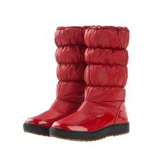 Mundial de La Venta Caliente 10,000 Pares de Botas de Nieve de Invierno Nuevo 2016 de la Marca A Prueba de agua Zapatos de Mujer, Botas de Plataforma de la Felpa Grande Más El tamaño 41(China (Mainland))