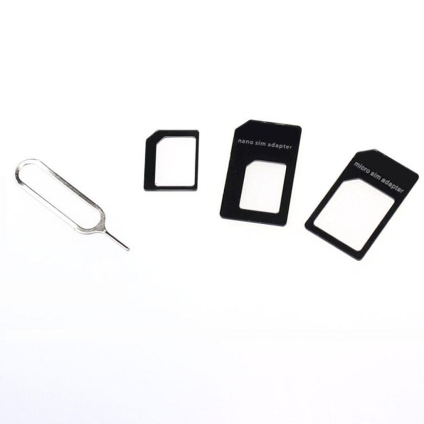 Best Price Convert Nano SIM Card to Micro Standard Adapter For iPhone 5 Wholesal&free shipping40.1(China (Mainland))