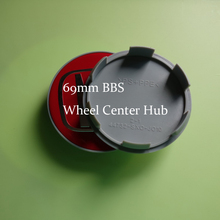 4pcs  69mm wheel center caps  red logo Wheel Center Hub Cap Badge cover auto accessories(China (Mainland))